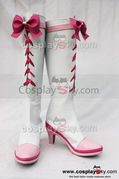 Smile Precure! Pretty Cure Minamino played Cosplay Boots Shoes