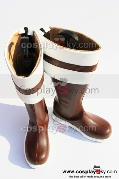 Sword Art Online ALfheim Online Leafa Lyfa Cosplay Shoes Boots