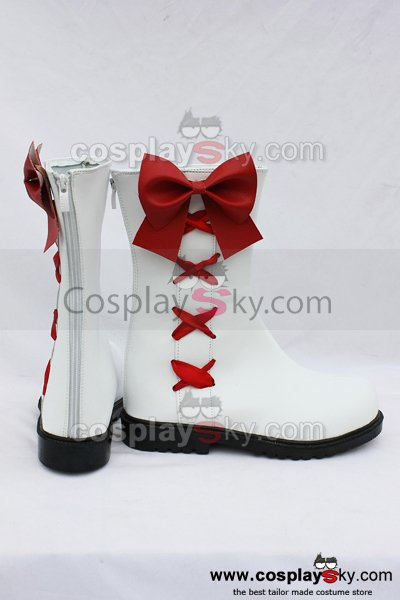 Tales of Graces Cheria Barnes Cosplay Boots Shoes