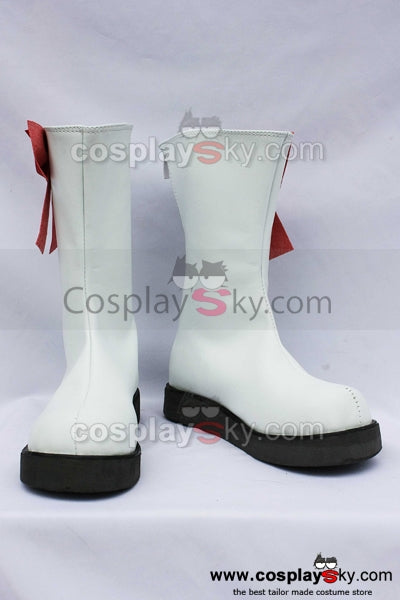 Tales of Graces Cheria Barnes Cosplay Boots Shoes Custom Made
