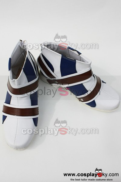 Tales of Symphonia Kratos Aurion Cosplay Shoes Boots