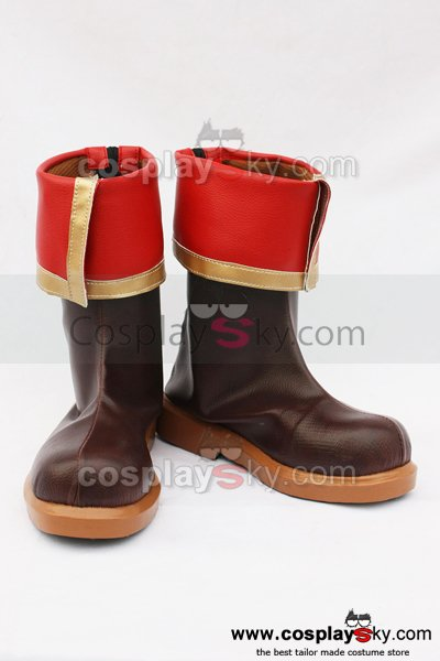 TalesWeaver Ispin Charles Cosplay Boots Shoes