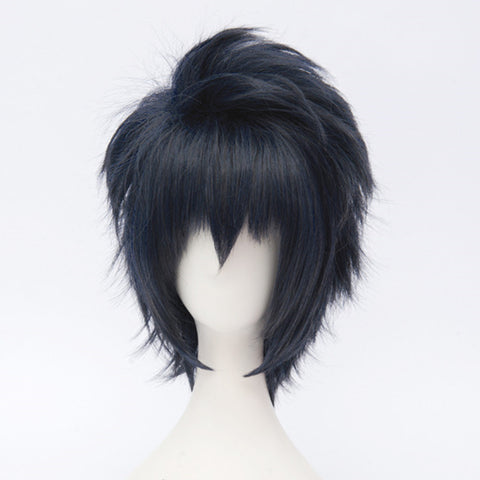 Final Fantasy XV FF15 Noctis Lucis Caelum Cosplay Wig