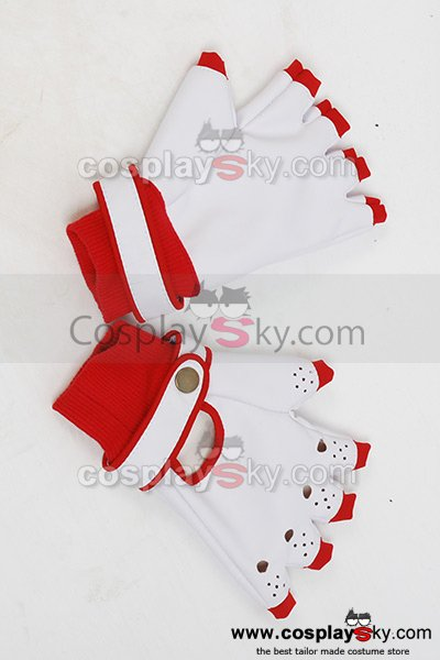 Tekken ? LILI White Dress Costume Cosplay