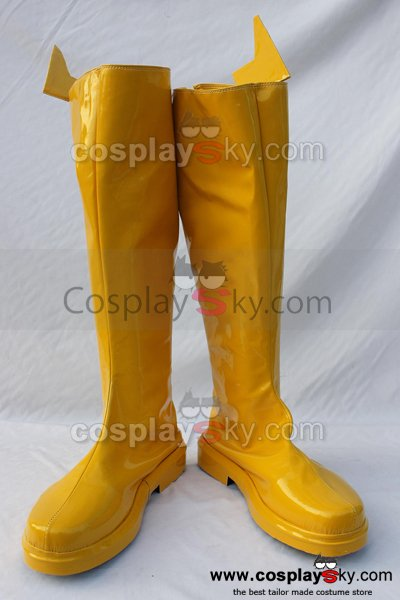 THE FLASH Showcase Cosplay Boots Shoes