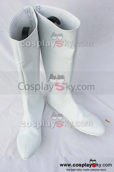 The Incredibles Frozone Cosplay Boots Shoes