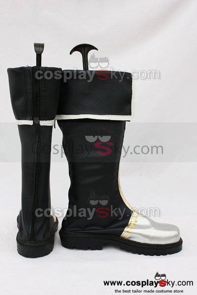 The Legend of Heroes 6 Cassius Cosplay Boots Shoes