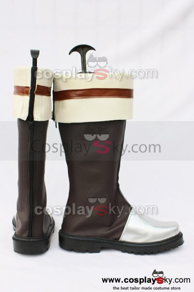 The Legend of Heroes Kurz Nardin Cosplay Boots