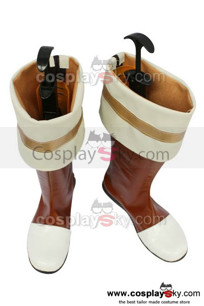 The Legend of Heroes Kurz Nardin Cosplay Boots Custom Made