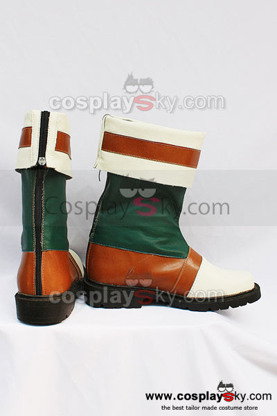 The Legend of Heroes Seed Cosplay Boots Custom Made
