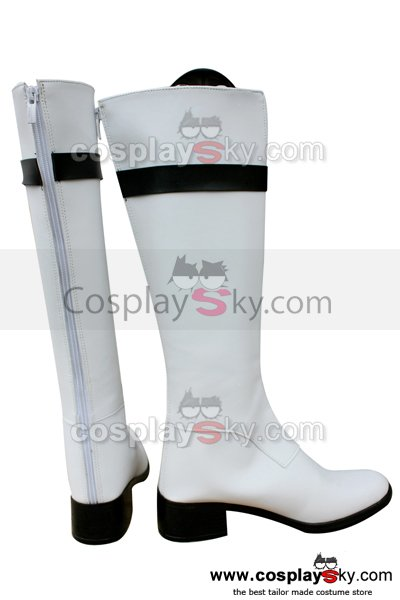 The Legend of Sun Knight Grisia Sun Knight Cosplay Boots