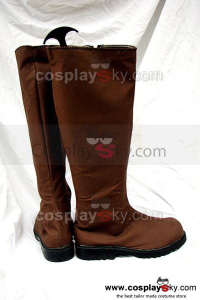 The Story of Saiunkoku To Eigetsu / Yogetsu Cosplay Boots