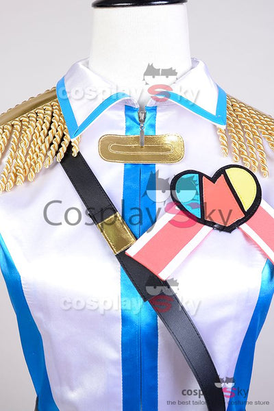 The Idolmaster Cinderella Girls Shibuya Rin Cosplay Costume
