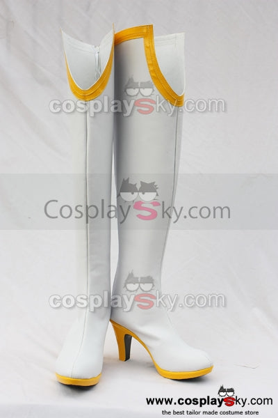 Tiger & Bunny Blue Rose Karina Lyle Cosplay Shoes Boots