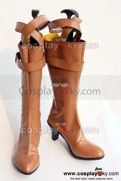 Tiger & Bunny Karina Lyle Cosplay Boots Shoes