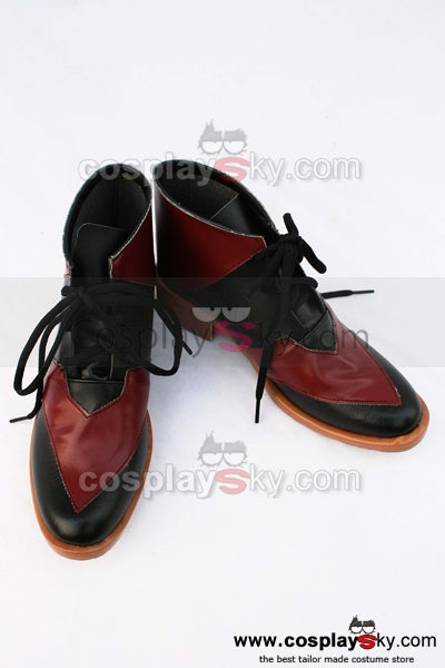 Tiger & Bunny Kotetsu T. Kaburagi Cosplay Shoes Boots