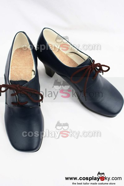 Tiger & Bunny Yuri Petrov Cosplay Shoes Boots