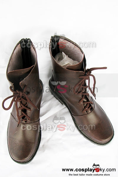 Vampire Knight Kuran Yuuki Cosplay Boots Shoes