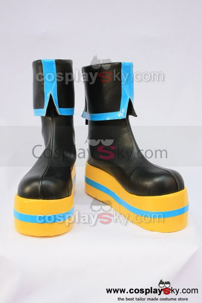 Vocaloid Hatsune Miku Cosplay Boots Shoes