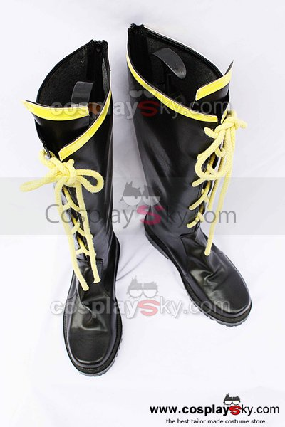 Vocaloid Kagamine Rin Len Synchronicity version Cosplay Boots