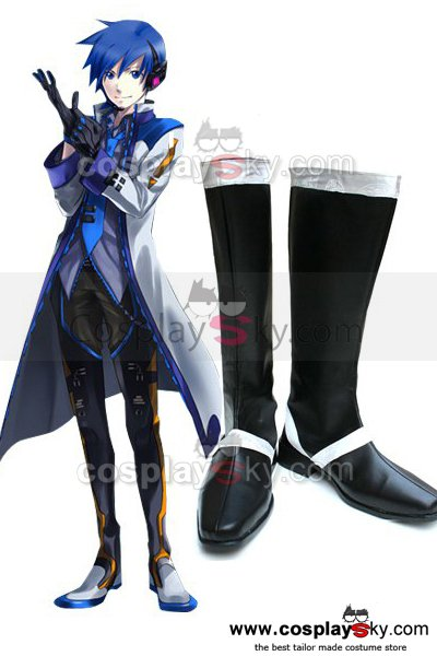 Vocaloid Kagamine Rin Cosplay Boots Shoes