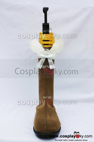 Vocaloid Meiko Cosplay Boots Shoes
