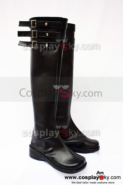Vocaloid Type H Hagane Cosplay Boots Shoes