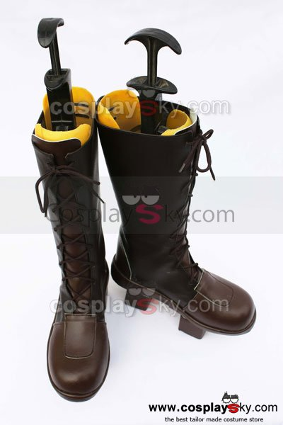 Vocaloid Senbon Sakura Miku Cosplay Boots Shoes