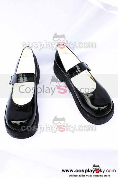 When They Cry 3 Bernkastel Cosplay Shoes Custom Made