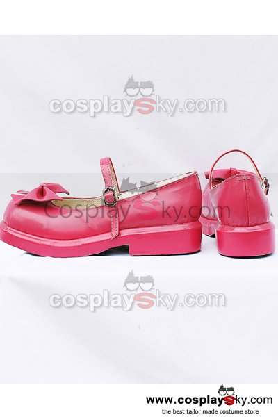 When They Cry 3 Lambdadelta Cosplay Shoes Custom Made