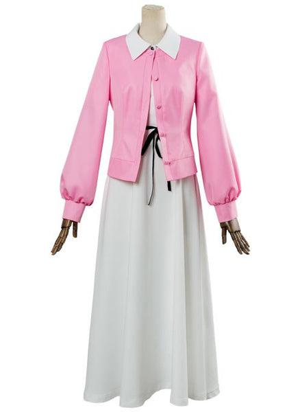 Fate/Stay Night Sakura Dress Cosplay Costume