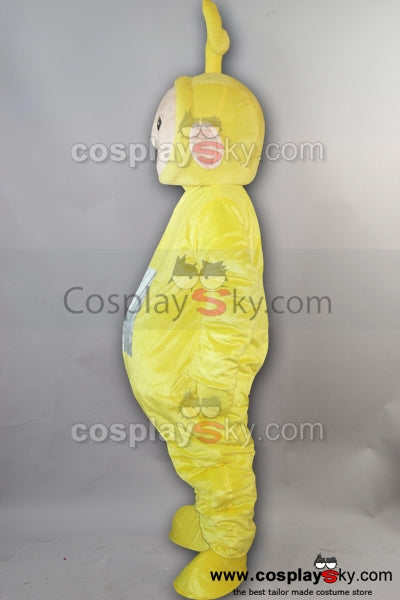 Yellow Teletubbies Mascot Costume Adult Size