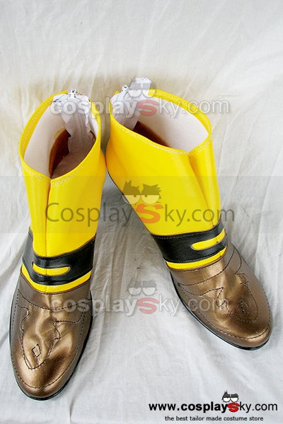 Ys Origin Epona Cosplay Boots Shoes Custom Made