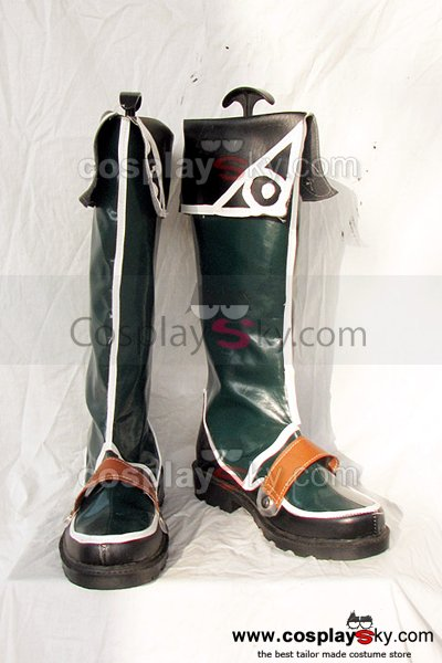 Ys Origin Hugo Fukt Cosplay Boots Shoes