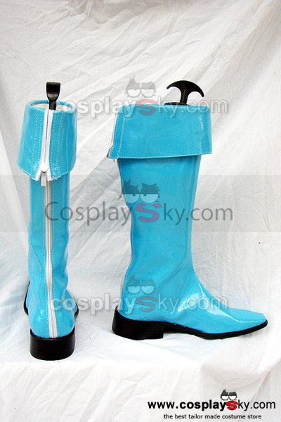 Yu-Gi-Oh Tenjouin Cosplay Boots Shoes