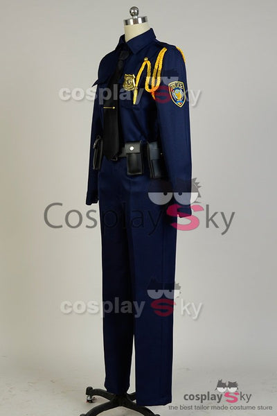 Zootopia Rabbit Judy Police Uniform Cosplay Costume