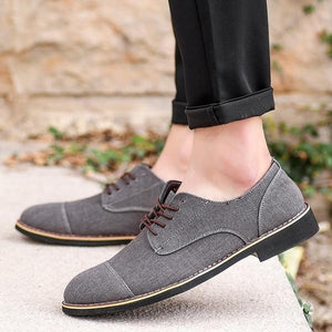 Large Size Stitching Fashion Casual Shoes