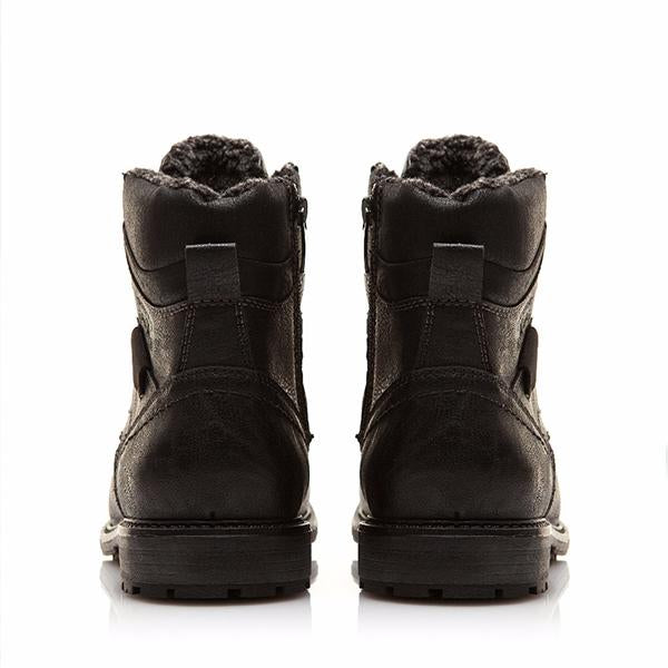 Men Large Size Comfortable Winter Warm Boots