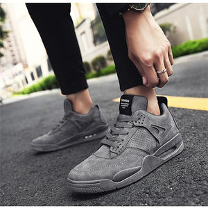 Men Outdoor Breathable Slip-on Casual  Fashion Sneakers