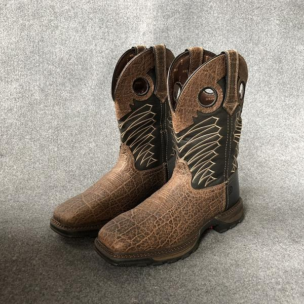 Genuine Leather Waterproof Cowboy Boots