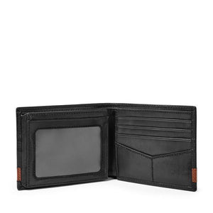 Men's Anti-Magnetic Short Wallet