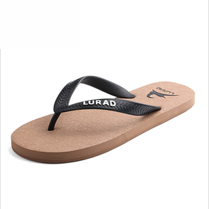 Non-slip leisure flip flops Summer wear Trend Simple Beach Cool slippers