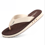Summer beach non-slip casual sandals men's flip-flops