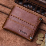 Men's Genuine Leather Fashion Wallet