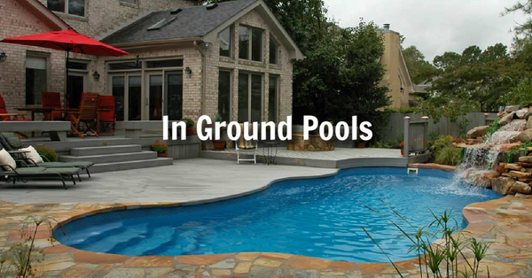 In Ground Pool Holland Home Leisure