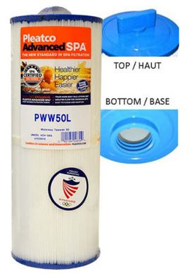 Waterway 50 Hot tub Filter - PWW50L