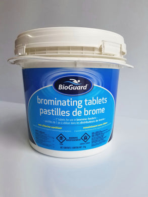 Brominating Tablets for Pool Water
