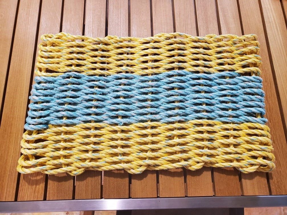 Recycled Rope Placemats