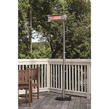 Paramount Infrared Patio Heater - Stainless Steel