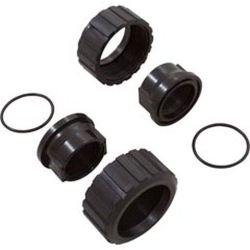 Coupling Assembly Threaded (set of 2)